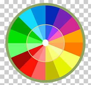 Color Wheel Color Theory Graphic Design Paint PNG