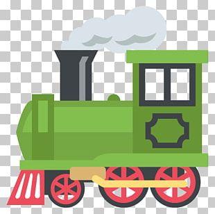 Edinburgh Waverley Railway Station Train Rail Transport Tram Emoji PNG