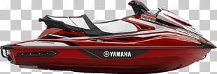 Yamaha Motor Company WaveRunner Personal Water Craft Boat Motorcycle PNG