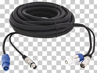 Coaxial Cable Microphone Speaker Wire XLR Connector Electrical Cable PNG