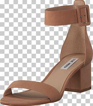 Sandal Shoe Heel Steve Madden Absatz PNG