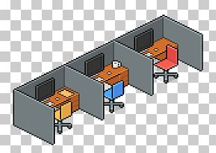 Isometric Graphics In Video Games And Pixel Art Isometric Projection Office PNG