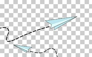 Paper Plane Airplane Flight PNG
