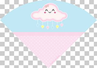 Rain Blessing Party Birthday Baby Shower PNG