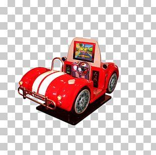 Car Kiddie Ride Amusement Arcade Amusement Park Arcade Game PNG