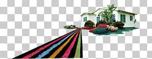 English Country House Villa PNG