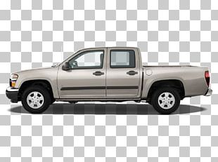 2011 Chevrolet Colorado Pickup Truck General Motors Car PNG