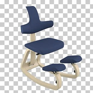 Kneeling Chair Varier Furniture AS Office & Desk Chairs PNG