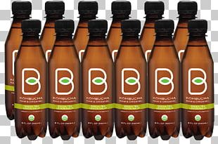 Kombucha Green Tea Probiotic Flavor PNG