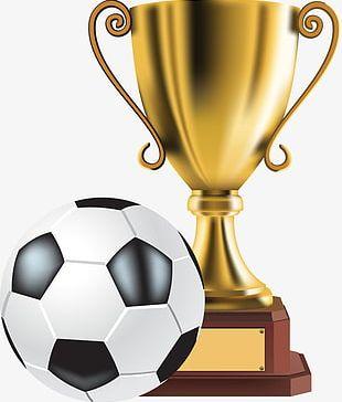 Soccer Trophy PNG