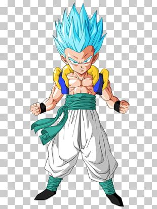 Gotenks Trunks Goku Cell PNG