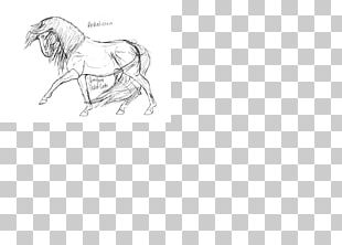 Horse Line Art Drawing Desktop Sketch PNG