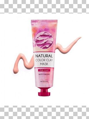Moisturizer Cosmetics Clay Color Mask PNG