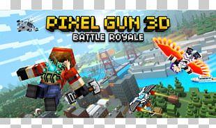 Pixel Gun 3D: Survival Shooter & Battle Royale Battle Royale Game Fortnite Battle Royale Video Game Android PNG