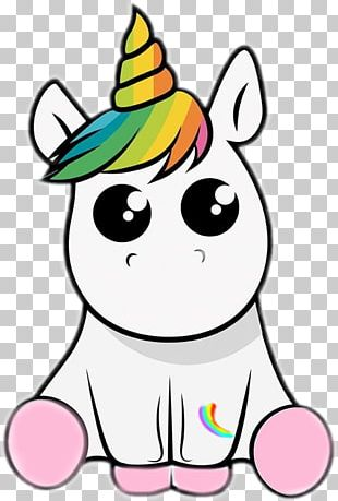 Unicorn Sticker Decal Child Horse PNG