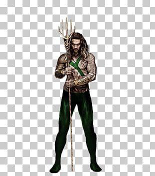 Aquaman Batman Cyborg Bizarro DC Comics PNG