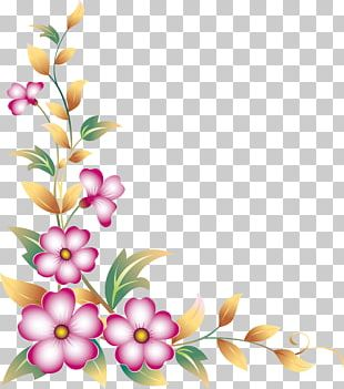 Floral Illustrations Flower Floral Design PNG