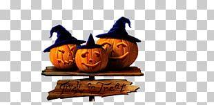 Halloween Trick-or-treating Pumpkin PNG