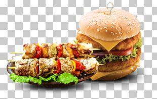 Hamburger Fast Food Veggie Burger Cheeseburger Buffalo Burger PNG