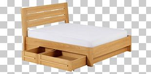 Bed Frame Drawer Mattress Divan PNG