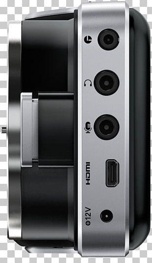 Blackmagic Pocket Cinema Micro Four Thirds System Blackmagic Design Digital Movie Camera PNG