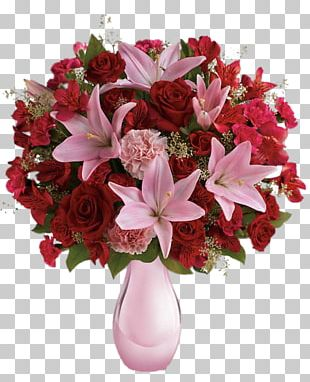 Teleflora Flower Bouquet Floristry Valentine's Day PNG