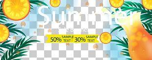 Sales Promotion Web Banner Gratis PNG