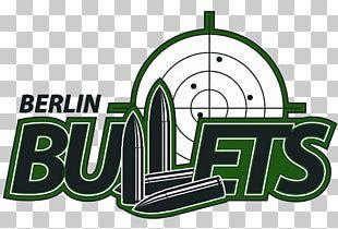 Berlin Bullets Football Home Field Logo 1. Association Of Athletics Fortuna Marzahn E.V. Trademark American Football PNG