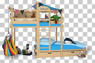 Bunk Bed Bedroom Furniture PNG