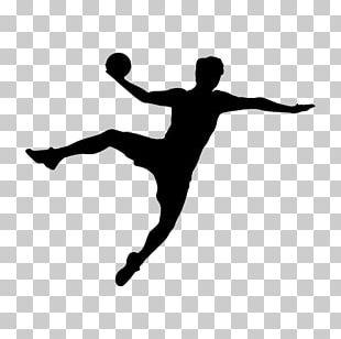 Handball 16 Stock Photography Sport Silhouette PNG