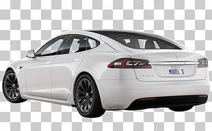 Tesla Motors Car Tesla Model 3 2017 Tesla Model S 100D PNG
