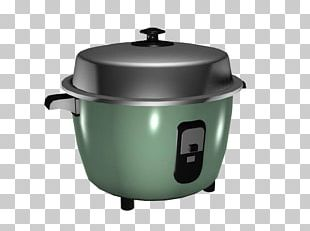 Rice Cooker 3D Computer Graphics Recipe Kitchen Stove PNG