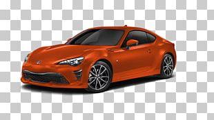 Sports Car 2017 Toyota 86 Personal Luxury Car PNG