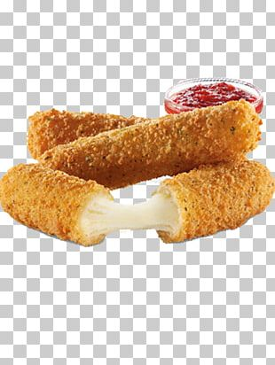 Fast Food McDonald's #1 Store Museum Mozzarella Sticks Marinara Sauce PNG
