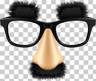 Mask Groucho Glasses Stock Photography Humour PNG