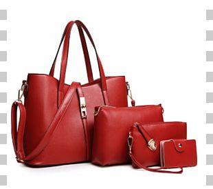 Handbag Messenger Bags Tote Bag Leather PNG
