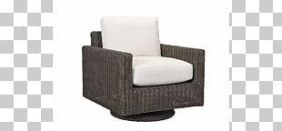 Swivel Chair Glider Chaise Longue Garden Furniture PNG