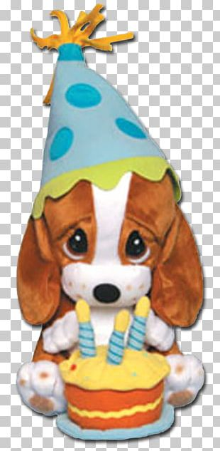 Puppy Basset Hound Birthday Cake Stuffed Animals & Cuddly Toys PNG