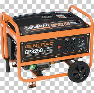 Generac Power Systems Engine-generator Standby Generator Electric Generator Electricity PNG
