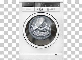Washing Machines Grundig GWN48430CW 8kg 1400 Rpm Washing Machine Home Appliance PNG