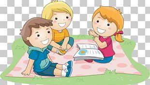 Child Storytelling Narrative PNG