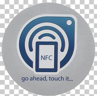 Near-field Communication NTAG TecTile Sticker PNG