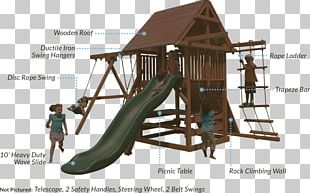 PlayNation Of WNC Swing Playground Slide PNG