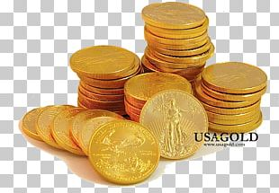 Gold Coin American Gold Eagle Gold As An Investment PNG
