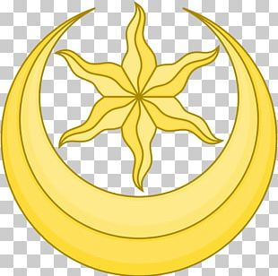 Star And Crescent Heraldry Royal Badges Of England Heraldic Badge PNG