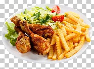 Buffalo Wing Fried Chicken French Fries Fast Food Chicken Fingers PNG