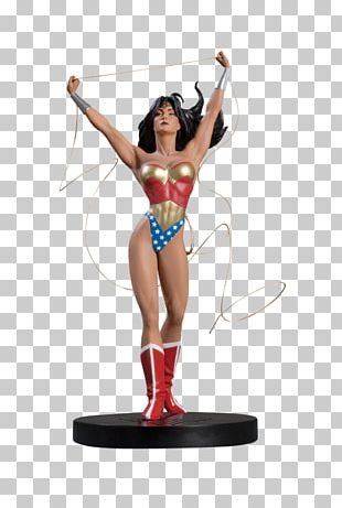 Diana Prince Comic Book DC Collectibles Statue Female PNG