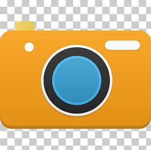 Electric Blue Yellow Orange PNG