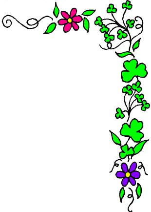Saint Patricks Day Greeting PNG