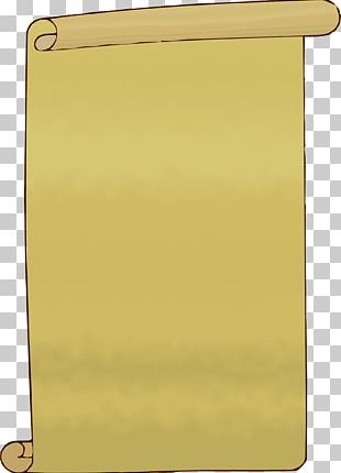 Paper Handscroll Drawing PNG